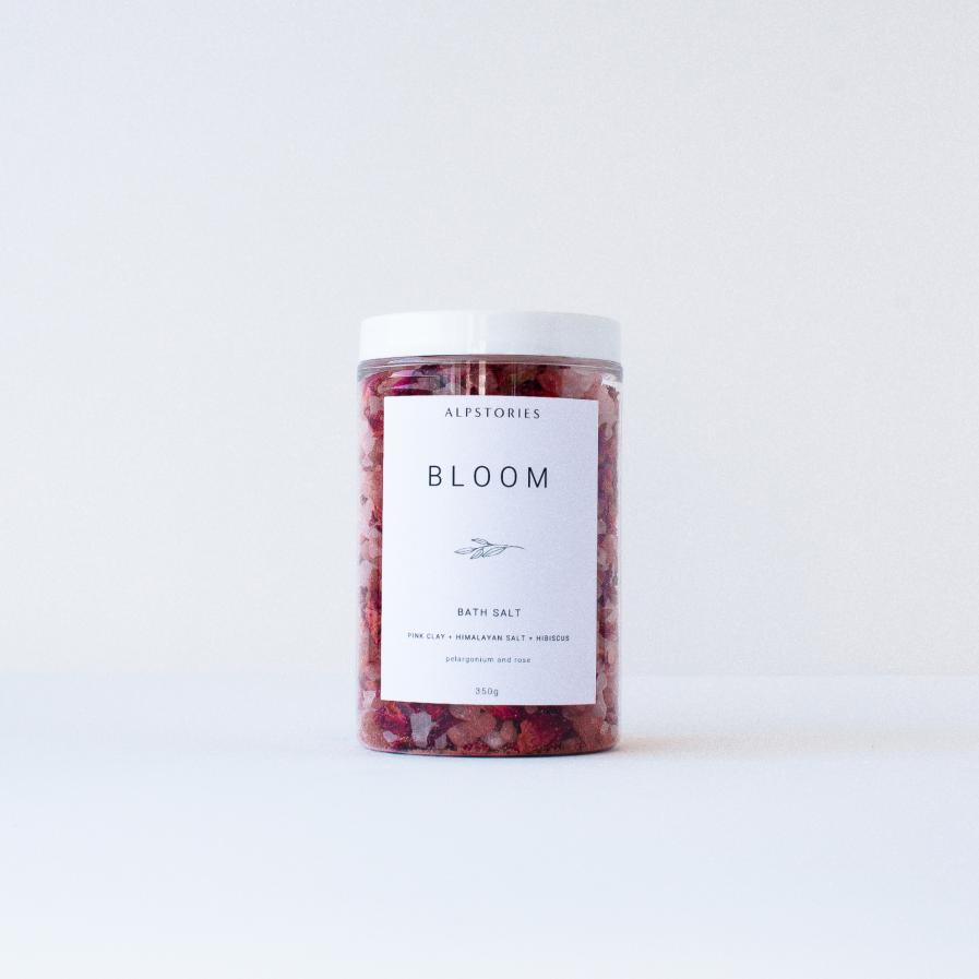 Bloom kopalna sol AlpStories